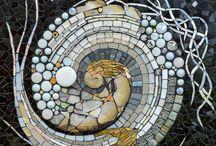 Витраж, мозаика, керамика