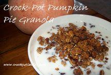 Crockpot Recipes / by Carrie Oberender-Aschan