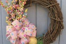 Easter Wreaths / by Melissa Viller