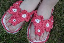 Crochet chaussure / by Louise Levesque