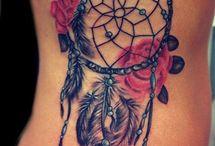 Tatuaże Z Łapaczami Snów