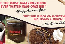 Fudge Everything / Grab a spoon...