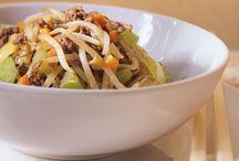 plat asiatique