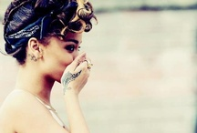 Rihanna Inspirations