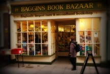 Lovely Bookshops / A necessity rather than a luxury / by Joanna Duncan