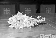 Throwback Thursday / Flower designs from the past, everything from old-time florists to weddings that took place over the past 100 years. We gather so much inspiration from these lovely old photographs. http://www.flirtyfleurs.com/category/throwback-thursday/