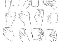 Drwaing gestures