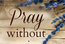 Prayers/Inspiration