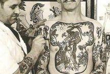 Ink / tattoo art