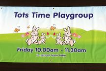 Banners / PVC Banners to advertise events or for special family occasions!