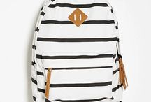 Backpacks / Backpacks, school, bag,