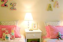 kid rooms / by Amber Coulter