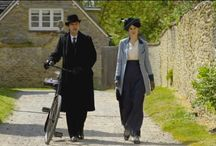 Downton Abbey / Bampton is just a few minutes drive from our cottages and is the setting for all the village Downton Abbey scenes.
