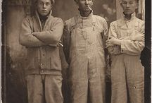 1920-1940 workwear / Denim, workwear