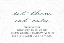 Wedding Cakes photographed by damon tucci / Yum, need I say more?