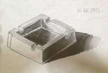 Still-life Drawing / Benda di sekitar kita