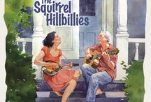 The Squirrel Hillbillies / Acoustic folk, country and blues from the urban forest of Pittsburgh's East End