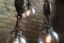 Lighting / by Annette Clemons