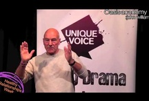 Unique Voice / Unique Voice CIC is a creative, innovative and educational social enterprise dedicated to enhancing children's development, confidence and awareness of important social issues. Official patron - @SirPatStew. www.uniquevoice.org. Bristol / by Unique Voice
