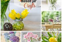 Mason Jar Crafts and Gifts