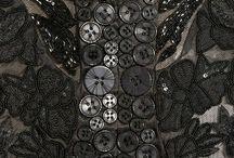 umění s textilem