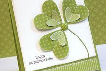 Cards...Saint Patrick's Day