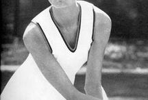 MOOD - Vintage Tennis / #tennis #vintage #fila #sixties #seventies #tennisoutfits