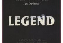 LEGENDS / by Leanne Jaconelli