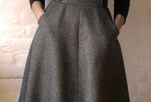 Skirts - sewing inspiration