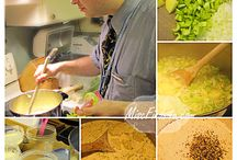 Soup Recipes / by Christine Morton