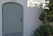 Beach Style House Exterior Colours