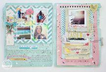 Heidi Swapp Memory File Inspiration