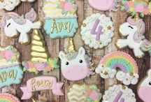 unicorn cookies