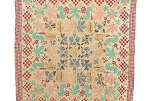 Quilts - Antique - Inspiration