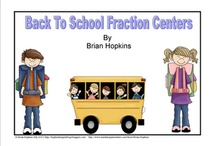 Fractions / by Brian Hopkins