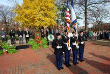 Marshall Memorial Service 2012 / by MuHerdAlumni