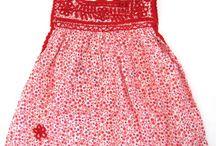 Little miss / Girls dresses