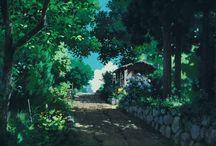 atmospheric illustration