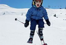ESF Kids / Kids : skiing, boarding, playing, ...