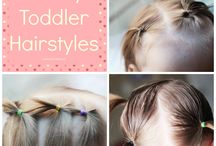 Toddler hair ideas