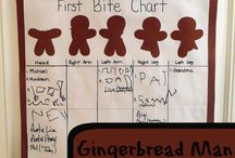 Gingerbread Man topic