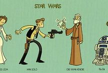 Star Wars and Sci Fi