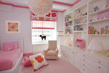 bedrooms / by Elizabeth M.