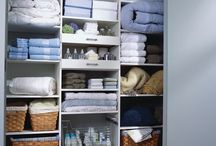 Small spaces/closets