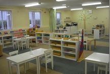 Montessori inspired school / by Sara McClellan