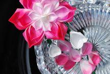 KANZASHI FLOWERS (inspiration)
