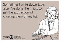 Organization humor