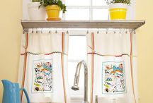 Kitchen Ideas / by Nicole
