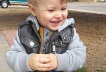 toddler boy first haircut