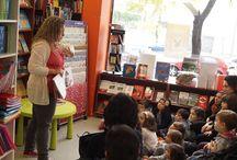 """Cuentacuentos """"La niña que se quitó su sombra"""" en La Librairie (C/ Alcorisa 41, Madrid)"""